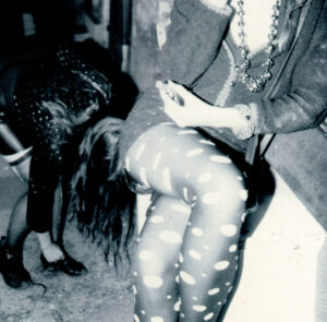 Konzerte und Parties in den 80igern
